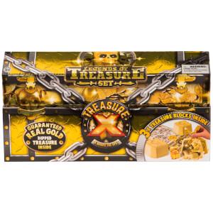 Treasure X 3 Pack Chest