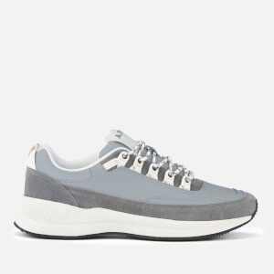 A.P.C. Men's Techno Trainers - Argent