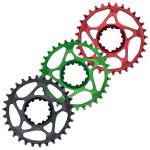 AbsoluteBLACK SRAM GXP Direct Mount Round MTB Chainring