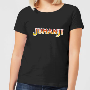 Jumanji Logo Women's T-Shirt - Black