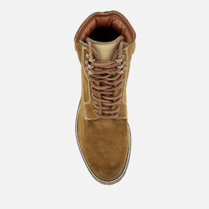 Superdry Men's Edmond Boots - Cognac: Image 3