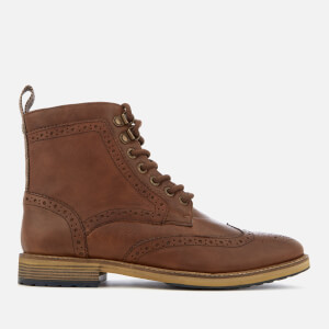 Superdry Men's Shooter Boots - Chestnut