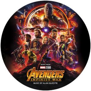 Bande-Originale Avengers: Infinity War - Édition Limitée Vinyle