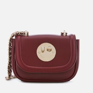 Hill & Friends Women's Happy Tweency Bag - Oxblood