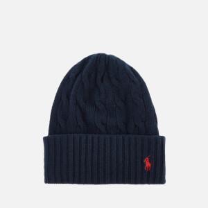 Polo Ralph Lauren Women's Wool Hat - Hunter Navy