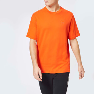 Calvin Klein Performance Men's Short Sleeve T-Shirt - Cherry Tomato