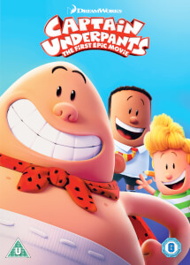 Captain Underpants (2018 Artwork Refresh)
