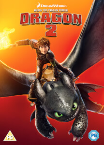 How To Train Your Dragon 2 (2018 Artwork Refresh)