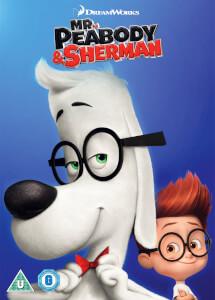 Mr. Peabody And Sherman (2018 Artwork Refresh)