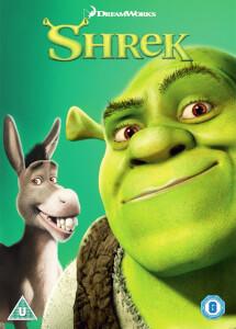 Shrek Merchandise Gifts Blu Ray Dvd Funko Pop Zavvi Uk