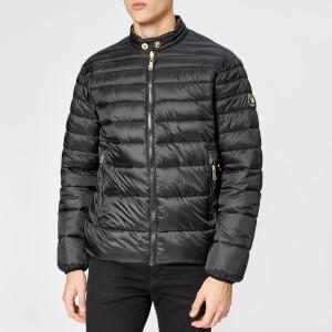 Versace Jeans Men's Reversible Padded Jacket - Black
