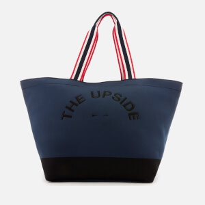 The Upside Women's Neoprene Tote Bag - Indigo