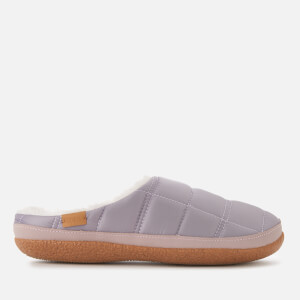TOMS Women's Ivy Quilted Slippers - Lavender