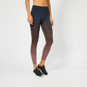 Pepper & Mayne Women's Goddess Compression Leggings - Rose/Black