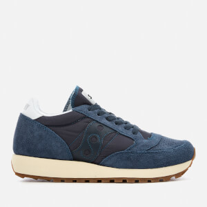 Saucony Women's Jazz Original Vintage Trainers - Navy