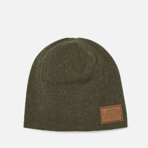 Haglofs Men's Whooly Beanie Hat - Deep Woods