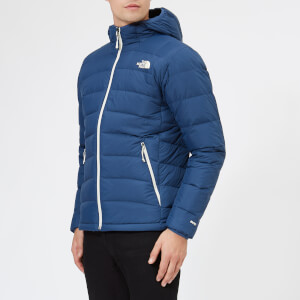 c9e77808f9 The North Face Men's La Paz Hooded Jacket - Shady Blue