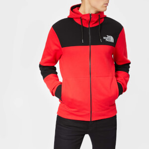 The North Face Men's Himalayan Fullzip Hoodie - TNF Red