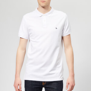 Jack Wills Men's Aldgrove Polo Shirt - White
