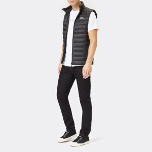 Jack Wills Men's Knole Core Gilet - Black: Image 3