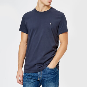 Jack Wills Men's Sandleford Classic Fit T-Shirt - Navy