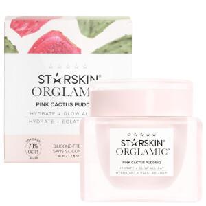 STARSKIN Orglamic Pink Cactus Pudding -kasvonaamio