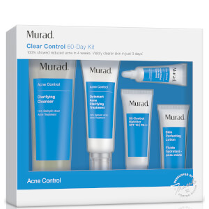 Murad Acne Clear Control 60-Day Starter Kit - US
