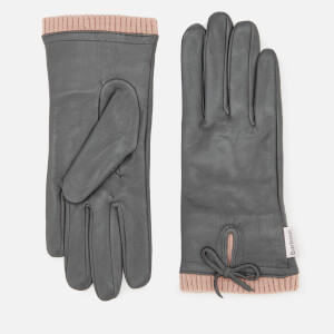 Barbour Women's Dovedale Gloves - Grey