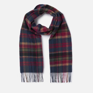 Barbour Women's Vintage Winter Plaid - Navy