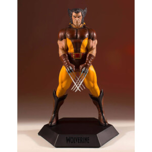 Marvel Comics Wolverine 1980 Marvel 1/8 Collector's Gallery Statue 23cm