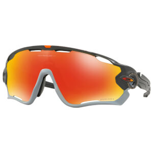 OAKLEY JAWBREAKER サングラス - MATT CARBON/PRIZM RUBY