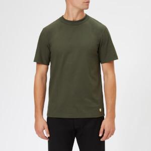 Armor Lux Men's Callac Short Sleeve T-Shirt - Aquilla