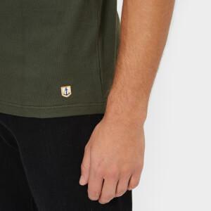 Armor Lux Men's Callac Short Sleeve T-Shirt - Aquilla: Image 4