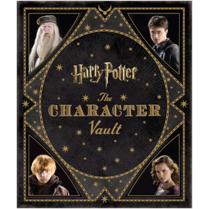 Harry Potter - The Character Vault (Hardback)