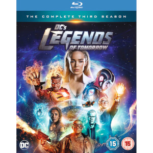 DC Legends Of Tomorrow Season 3