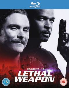 Lethal Weapon Season 1-2