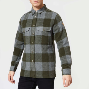 Fjallraven Men's Canada Shirt - Deep Forest