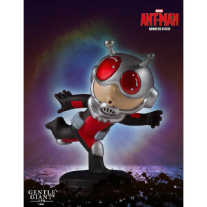 Gentle Giant Marvel Comics Ant-Man Animated 11cm Statue