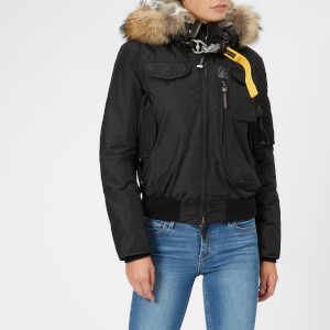 Parajumpers Women's Gobi Masterpiece Coat - Black