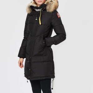 Parajumpers Women's Long Bear Coat - Black