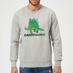 Daddysaurus Sweatshirt - Grey