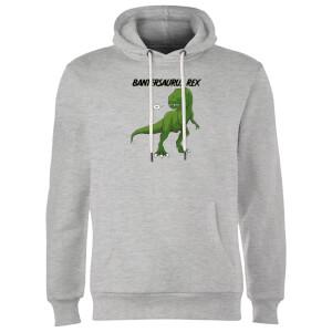 Bantersaurus Rex Hoodie - Grey