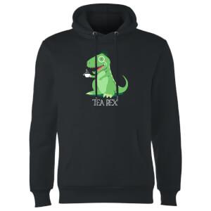Tea Rex Hoodie - Black