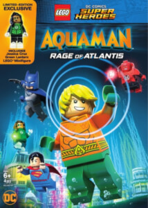 Lego Aquaman: Rage Of Atlantis - Minifig