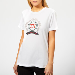 Tommy Hilfiger Women's Merina Crew Neck T-Shirt - White