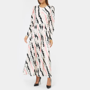 Rejina Pyo Women's Steffy Dress - Satin Twill Print