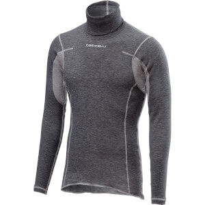 Castelli Flanders Warm Baselayer - Grey