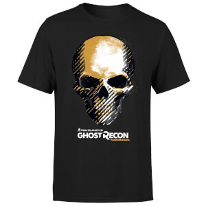 T-Shirt Homme Wildlands Ghost Recon - Noir