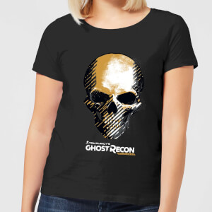 Ghost Recon Wildlands Skull Women's T-Shirt - Black