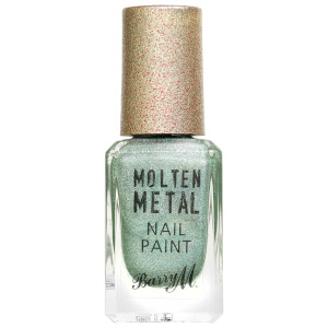 Barry M Cosmetics Molten Metal Nail Paint - Holographic Flare